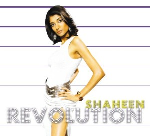 Shaheen CD Cover